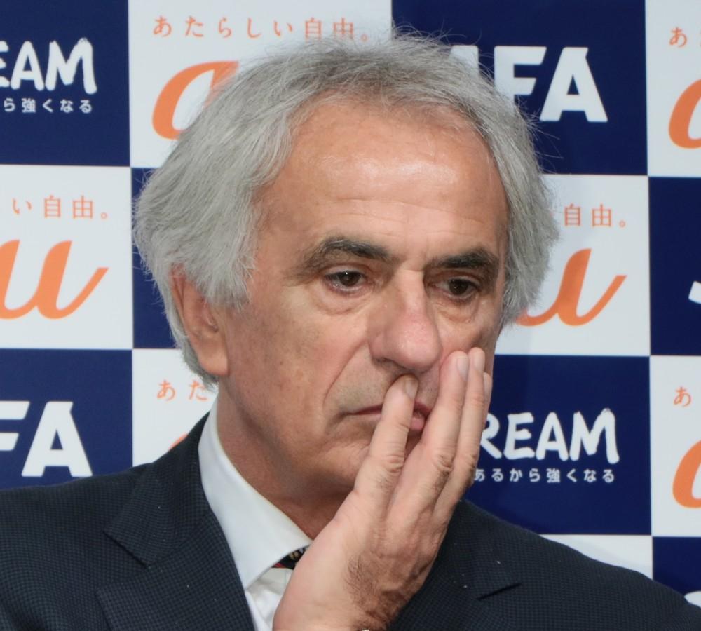 ハリル解任、日本サッカー協会の「致命的欠点」露わに 長期戦略の欠如、会長発言も「時代遅れ」