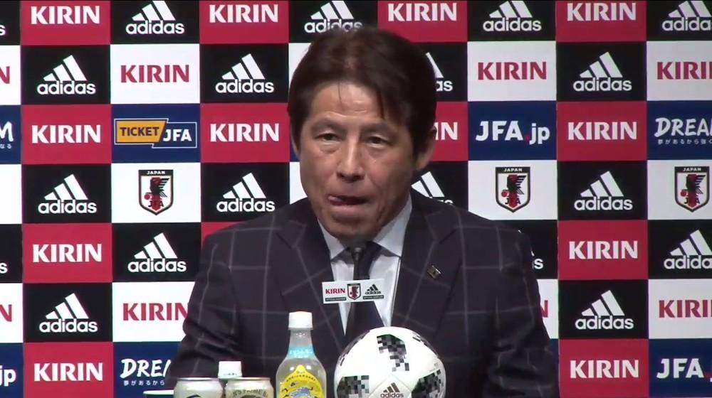 サッカー西野新監督の会見が「雰囲気暗い」 「不安しか感じない」「この人で大丈夫?」