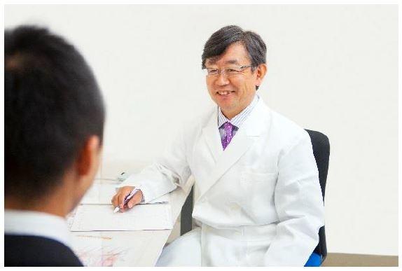メンズヘルスクリニック東京の小林一広院長