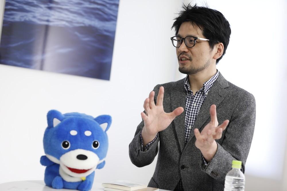 ジャーナリスト・法政大学社会学部メディア社会学科准教授、藤代裕之さん