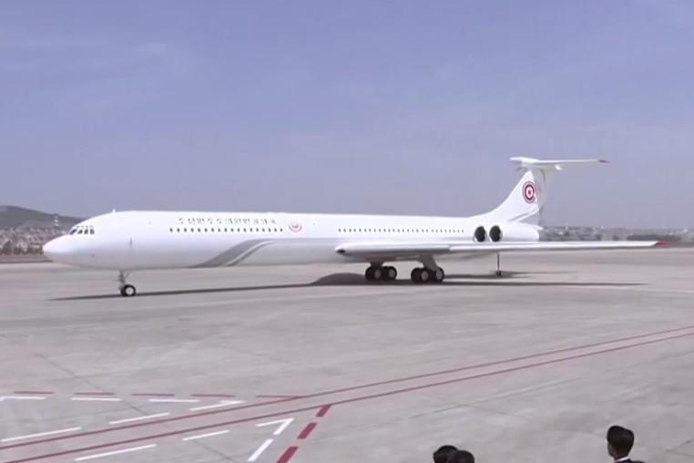 正恩氏「専用機」は旧ソ連製 シンガポールまで飛べるのか