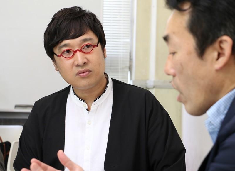 J-CASTニュース名誉編集長、山里亮太
