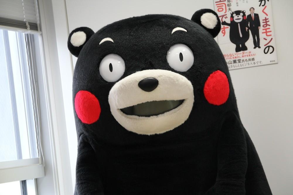 くまモンいたずらが「完全に放送事故」 熊本県庁も対処に動いた