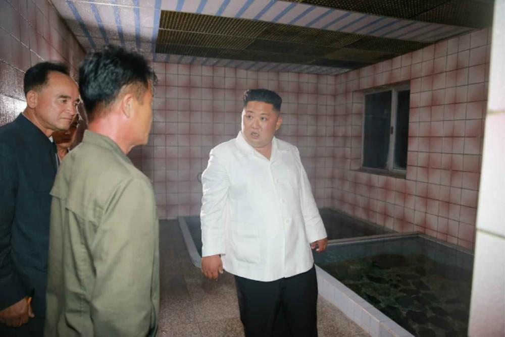 正恩氏が不満を「激して述べた」 現地指導で「特にけしからんのは...」