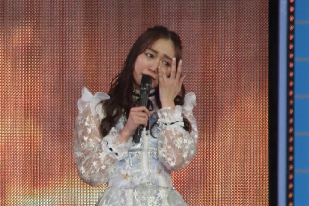 「総選挙2位」須田亜香里、涙の理由 センター空席のライブで...