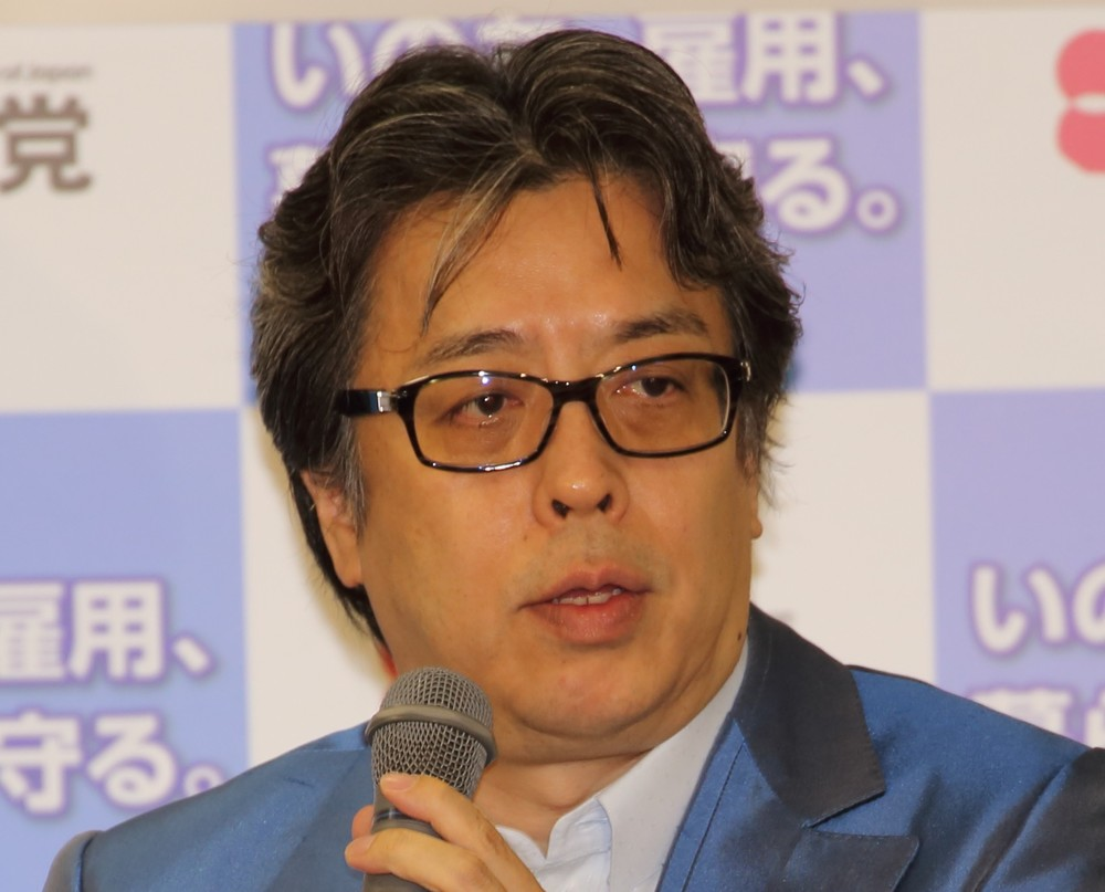 小林よしのり氏(2014年撮影)