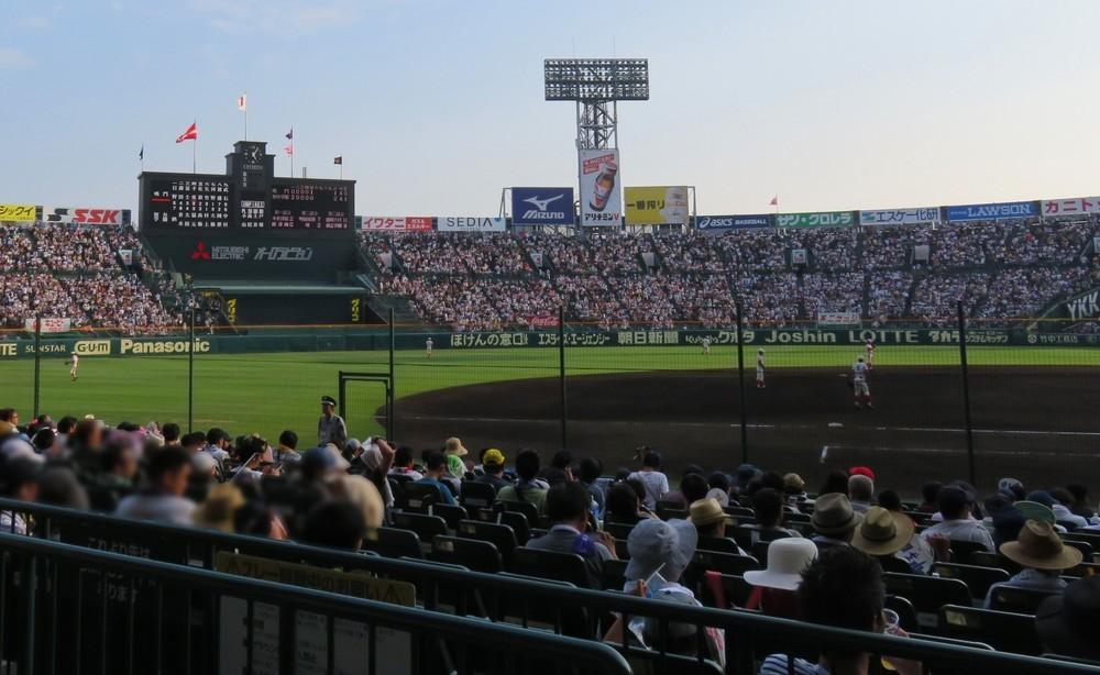 甲子園球児に「オラァ!!!」とヤジ NHKでも丸聞こえに「阪神戦じゃないんだぞ」
