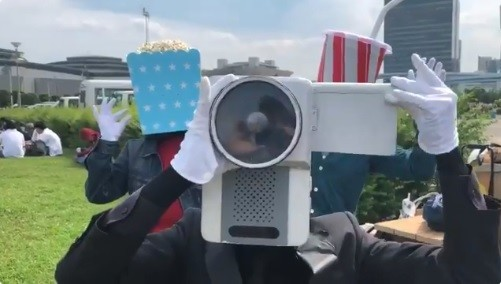 「NO~映画泥棒!」完コピ動画が「クオリティ高すぎ」 生みの親も「すげー!!」