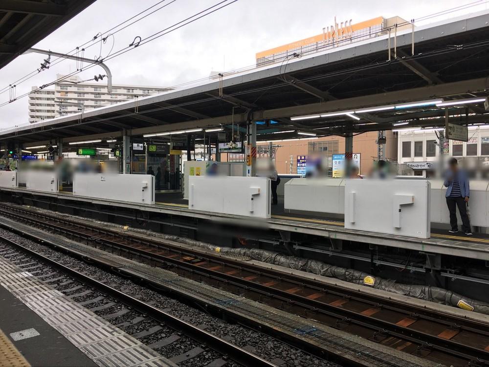 あの新小岩駅にとうとう「ホームドア」が 10月下旬から本格稼働