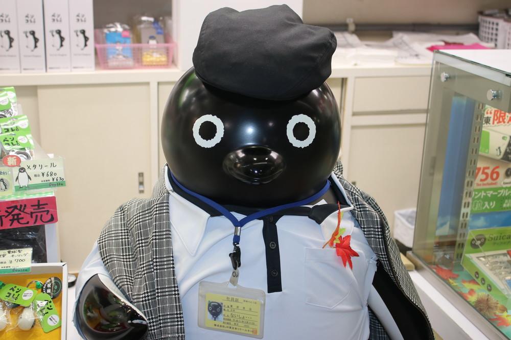 東京駅の「Suicaのペンギン」専門店が閉店へ 「寂しい」「残して」とネット署名活動も