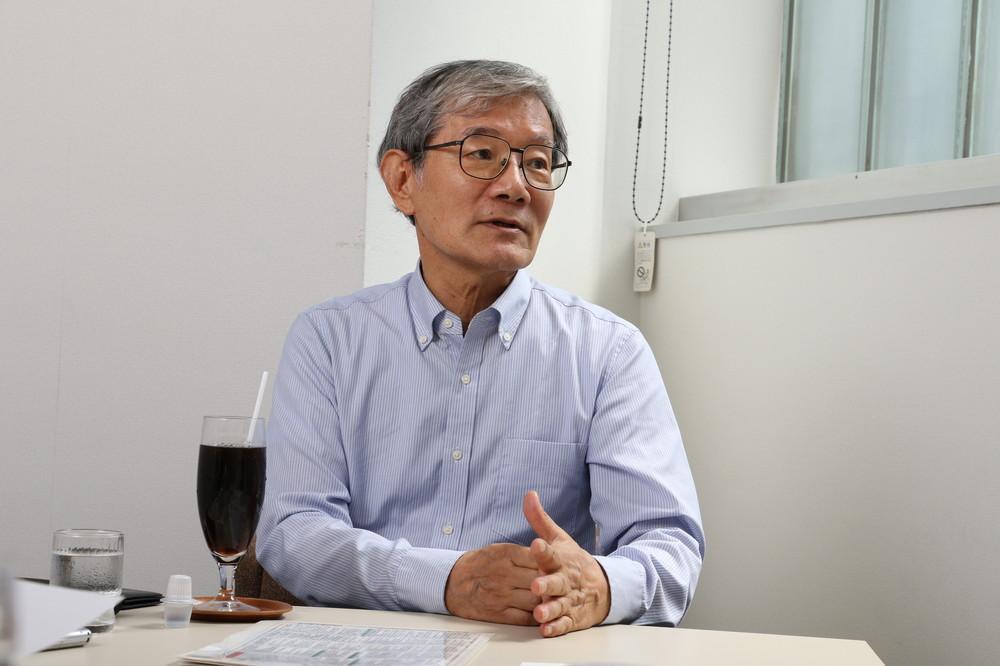憲法学者の戸松秀典氏