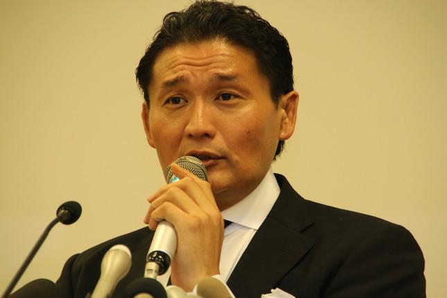 元貴乃花親方の参院選出馬「簡単に考える問題ではない」 馳浩氏が「サンジャポ」で