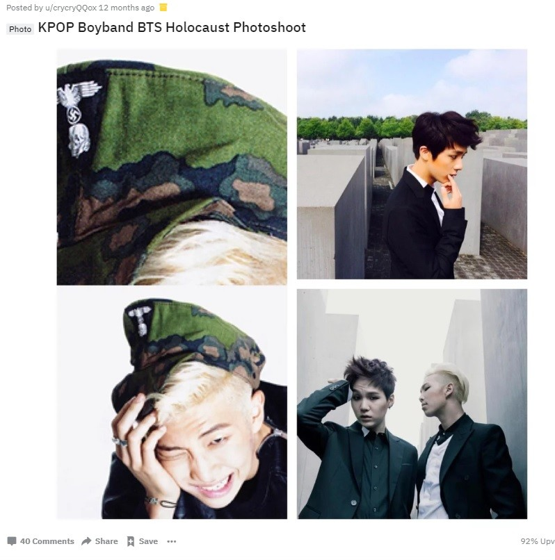 BTSファン、ユダヤ系団体に「釈明ツイート」続々と ナチス風衣装への「謝罪要求」で波紋