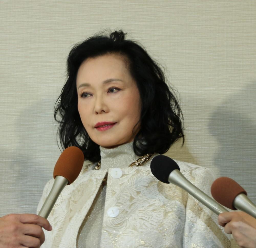 報道陣に肩透かし? 藤田紀子、元貴乃花離婚後「初会見」も中身は「......」