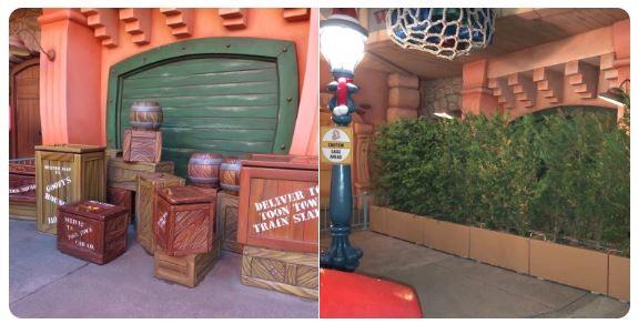 ディズニーランドの「木箱」が消えた... 「インスタ映え」が原因との指摘も、運営企業「修繕の一環です」
