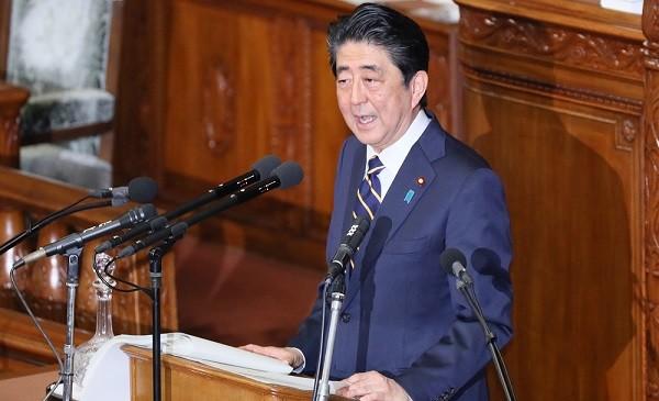 安倍首相、施政方針演説で「日韓関係」触れず 韓国主要紙「意図的に避けた」