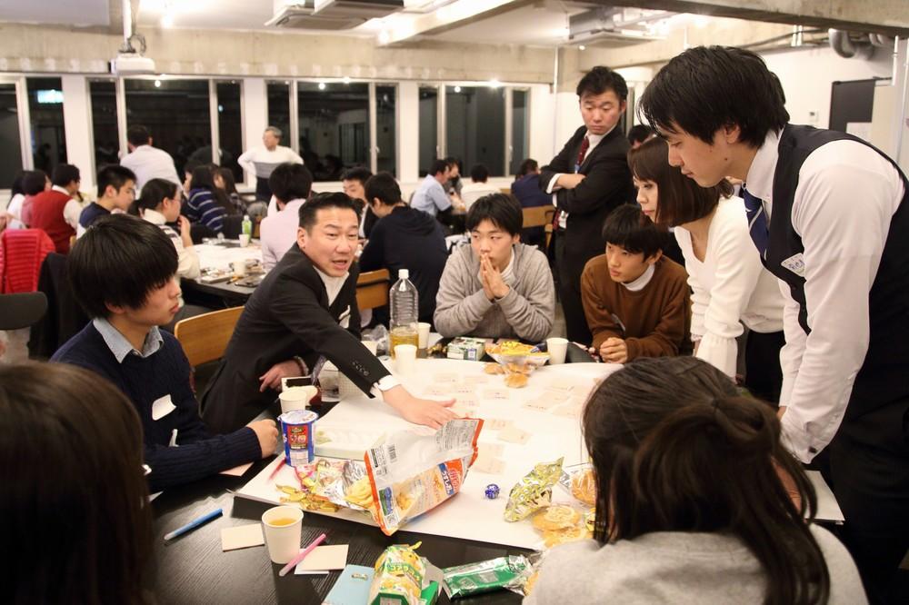 イベントで福山幹事長「エモい議員になる」 立憲民主、若い世代どう取り込むか