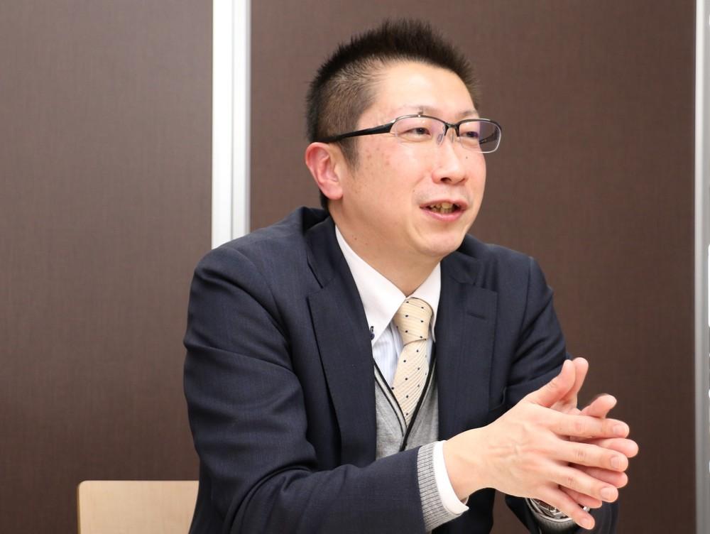「味のよさはすぐにわかります」と、福島牛について語る伊達洋輔さん