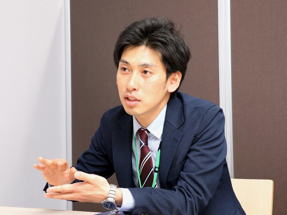 平出真吾さんは福島のコメ農家の苦労を、丁寧に説明した