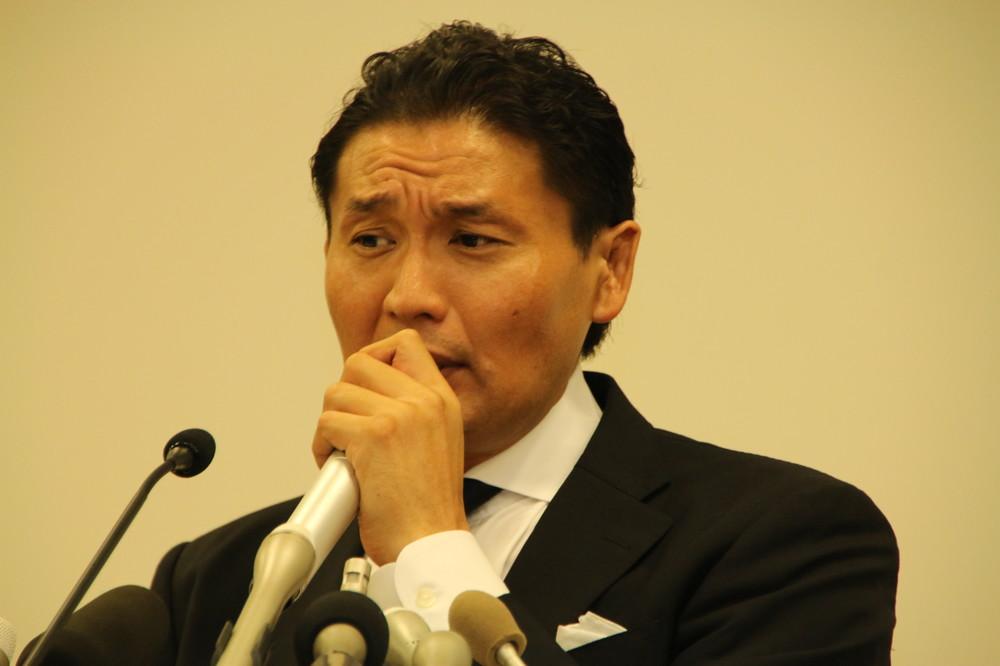 「元貴乃花の政界進出」JOC竹田会長退任で再燃? 五輪イメージ回復に期待も