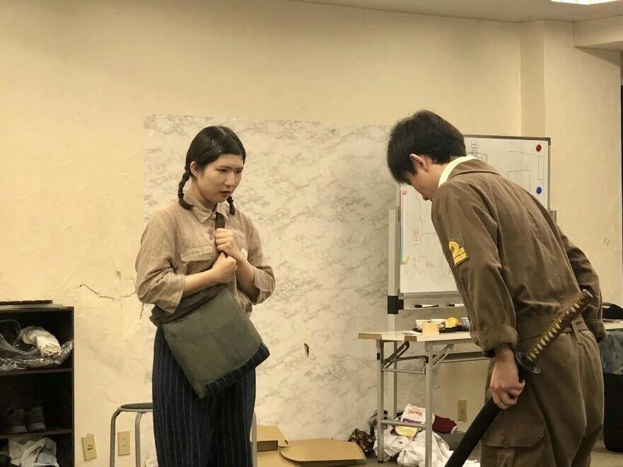 「ガッツ」小笠原道大氏の娘・茉由さんが初舞台 彩の国芸術劇場「永遠の一秒」でヒロイン演じる