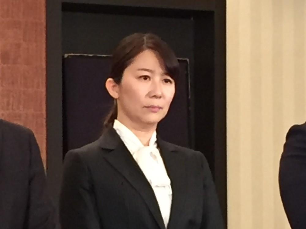 NGT48支配人の早川麻依子氏