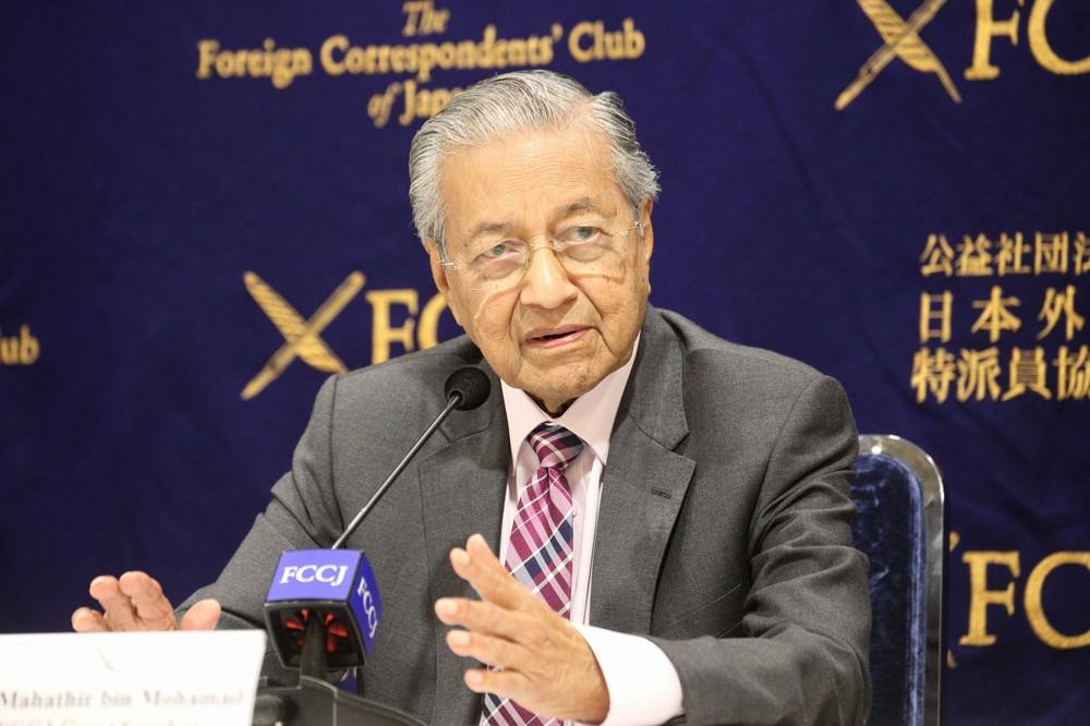 「ルック・イースト」提唱から40年弱 マハティール首相が語るマレーシアの今
