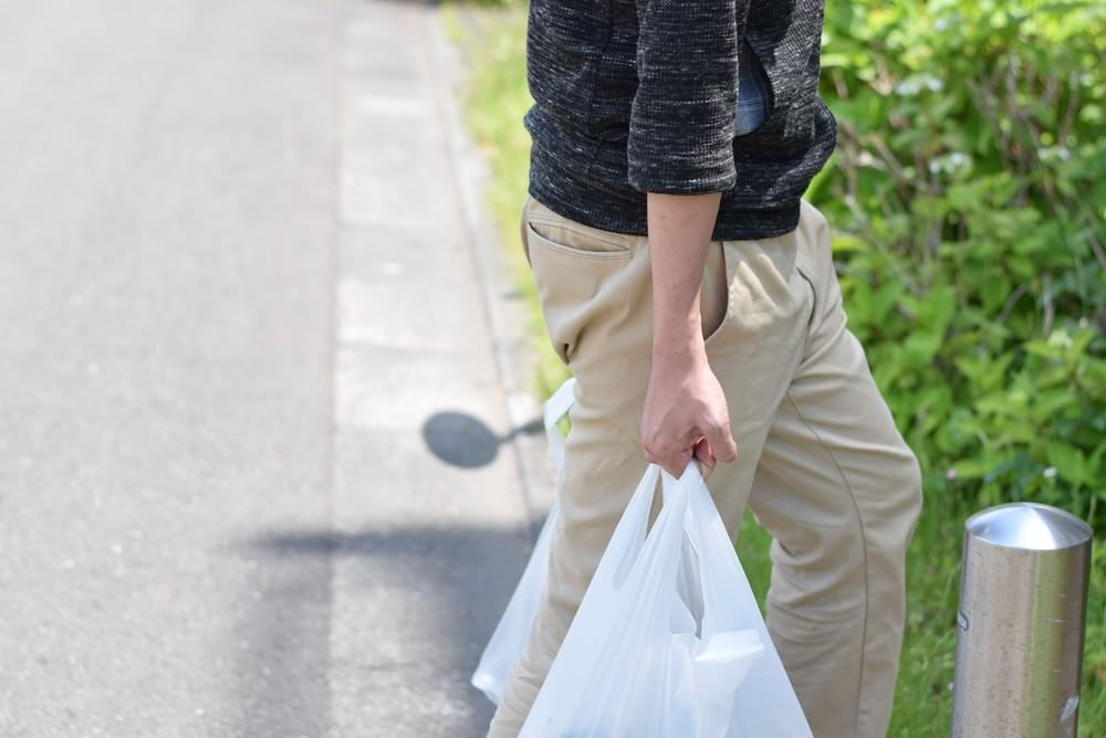 店頭からレジ袋が消える?