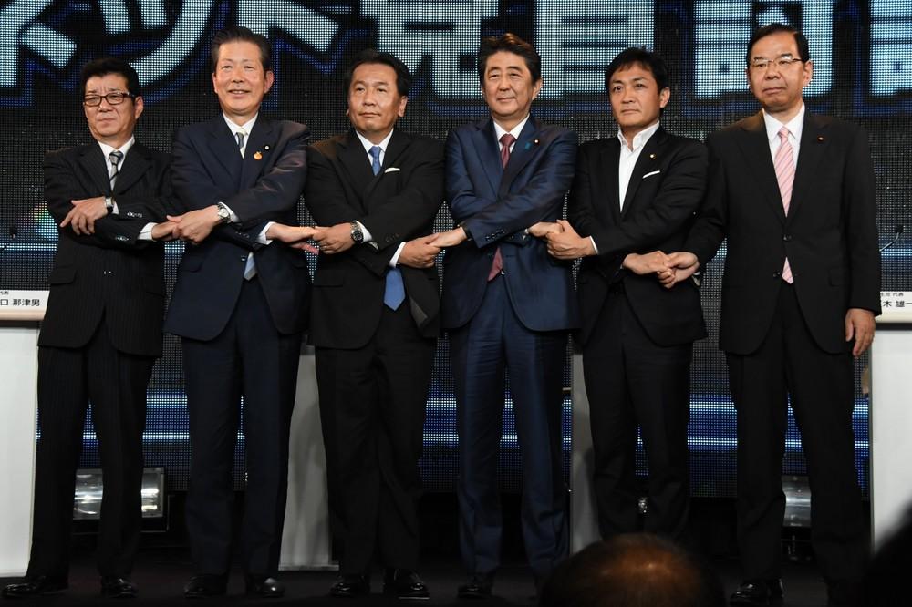 「(参院選)終わったらまたバラバラに...」 安倍首相、党首討論で「野党共闘」批判
