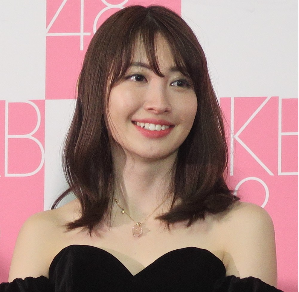小嶋陽菜さん(2017年撮影)