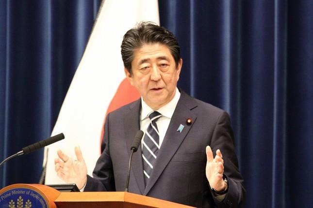 安倍首相、京アニ火災にツイート 「あまりの凄惨さに言葉を失います」
