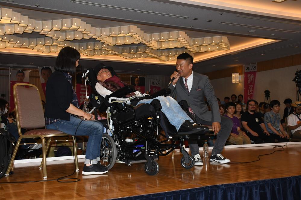山本太郎「みんな、いま見た!?」 れいわ新選組の開票センターが沸き立った瞬間