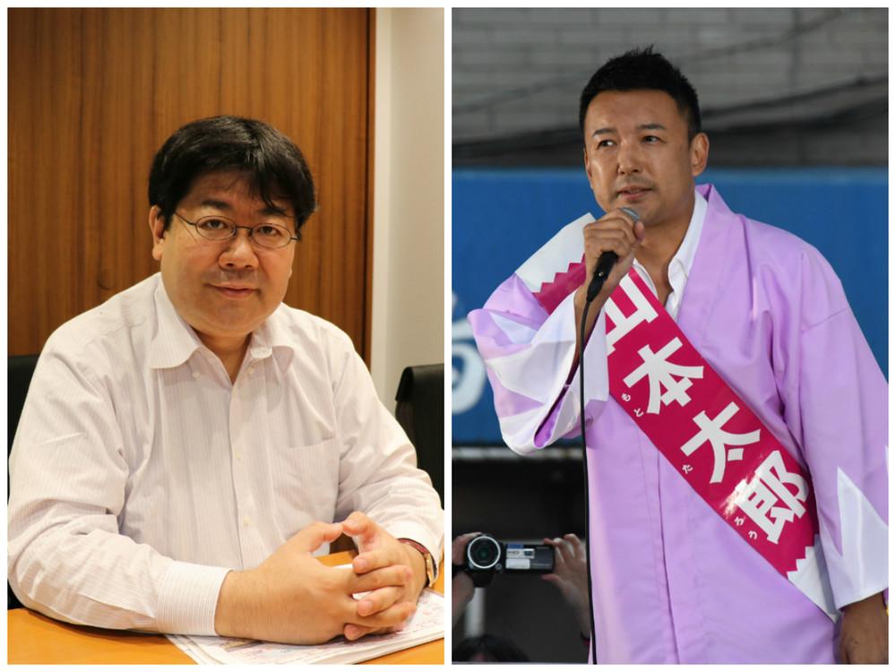 自民・山田太郎氏の515票が消えた... 「山本」太郎氏と誤認、富士宮市選管「計上ミス」