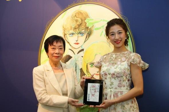 萩尾望都「締め切りに追われてたらいつの間に...」 デビュー50周年「ポーの一族展」開幕