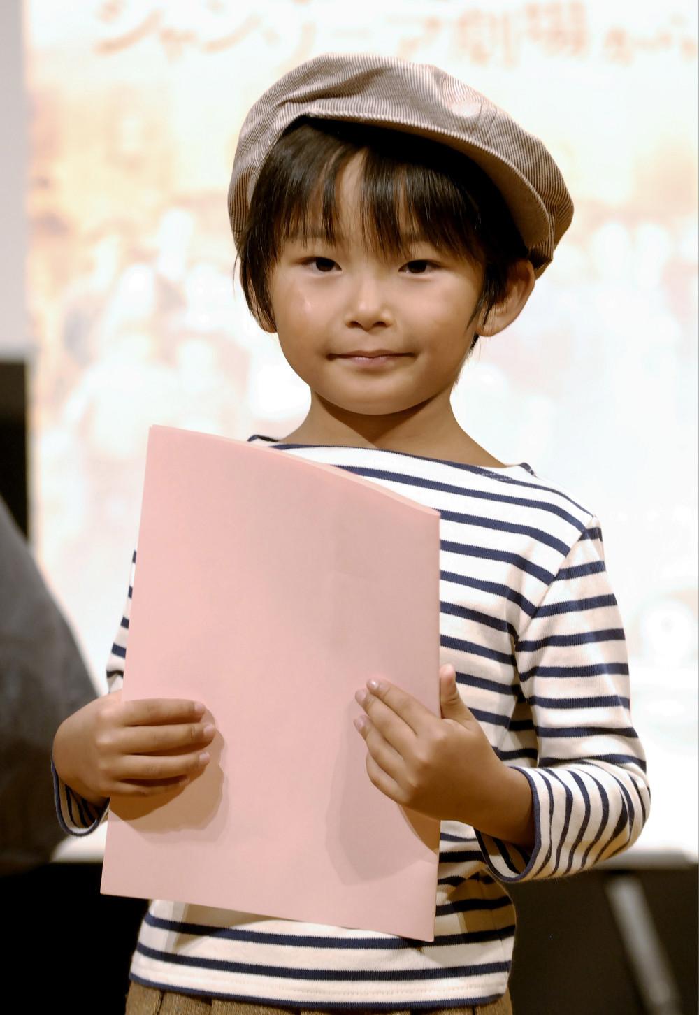 子役時代、2009年の加藤清史郎さん(写真:UPI/アフロ)