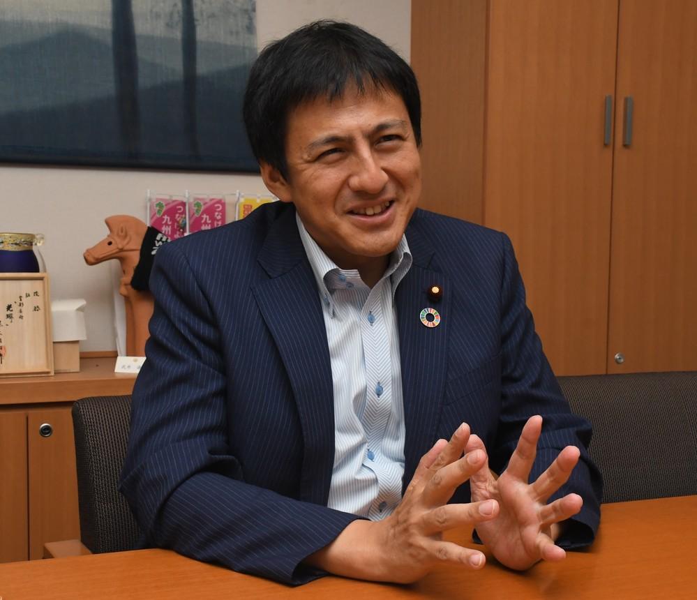 れいわ舩後・木村氏は「フロンティア」 自民・武井氏が「重度訪問介護」費用負担を評価する理由