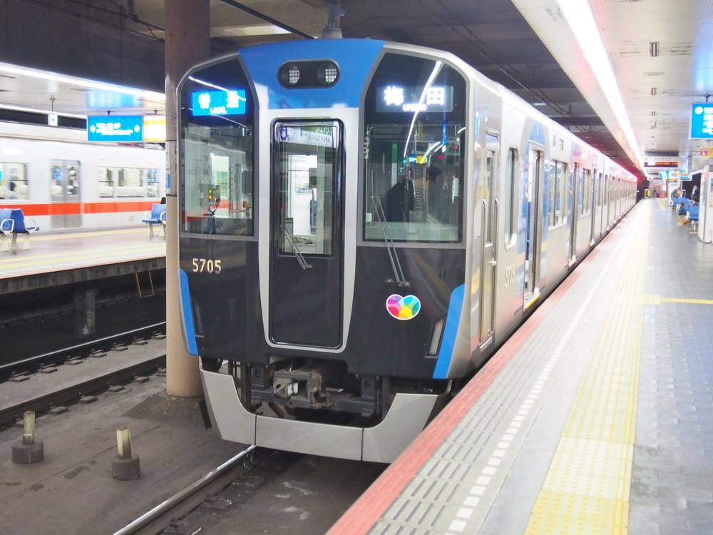 阪神電気鉄道の梅田駅も「大阪梅田駅」に改称される。