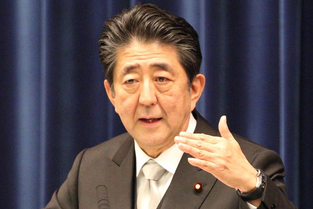安倍首相が内閣改造を行った(画像は9月11日の記者会見)