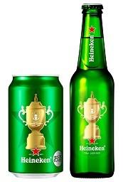 「ハイネケン」のラグビーW杯使用ビール