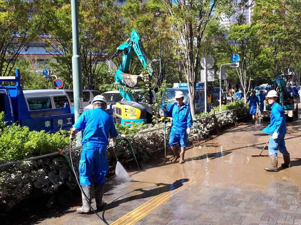 台風19号で「タワマン被災」 「高層階住み」J-CAST記者も停電、断水に見舞われた