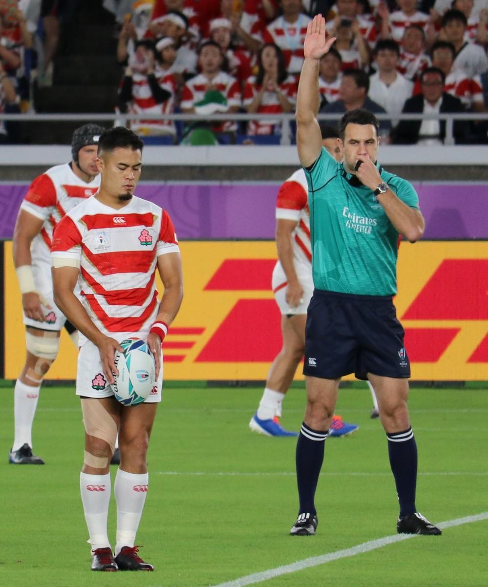南アフリカ戦「勝利のカギ」握る選手は... ラグビー日本代表、いよいよ決勝トーナメント