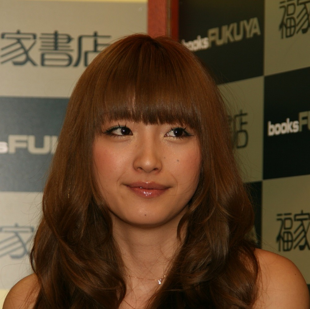 木下優樹菜さん(2008年撮影)