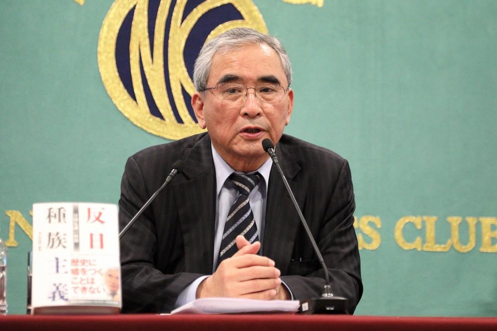 「反日種族主義」韓国では30代中心にヒット 来日の編著者「歴史は進歩している」