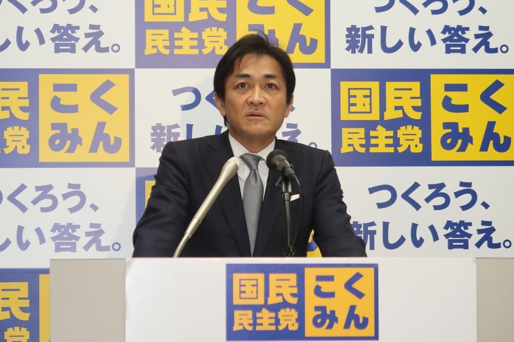 国民・玉木代表、「永田町の数あわせ」批判を懸念 野党年内合流論に「まずは意見集約」