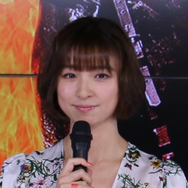 篠田麻里子さん(2019年撮影)