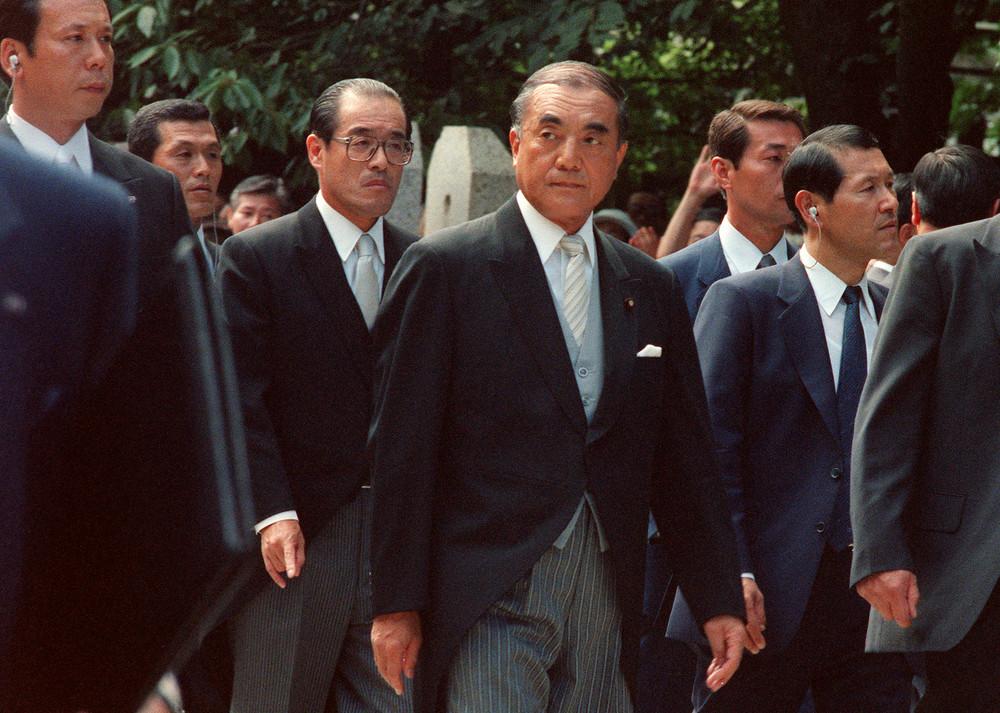 中曽根康弘氏、自ら遺した「誤算」の記録 オフレコメモが語る「靖国公式参拝」...85年夏、何が起きていたのか