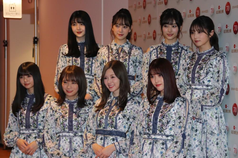波紋の「シンクロニシティ」合同ステージ、リハで披露 日向坂メンバーは「ご迷惑おかけしないように...」