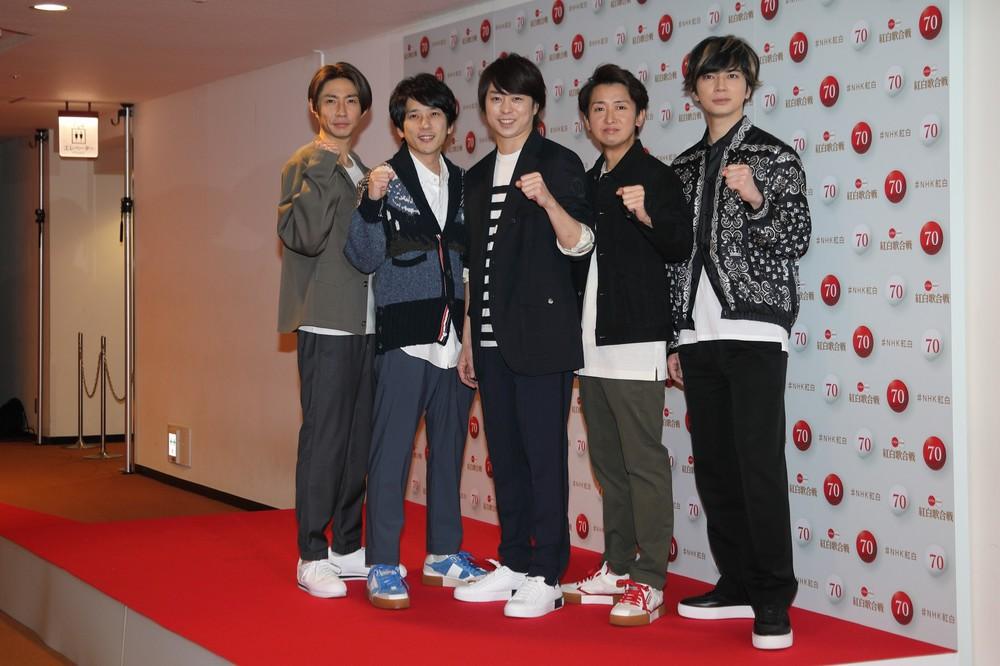 海外でも紅白歌合戦 嵐・櫻井翔、中国ファンに「同じ時間一緒に楽しめたら」