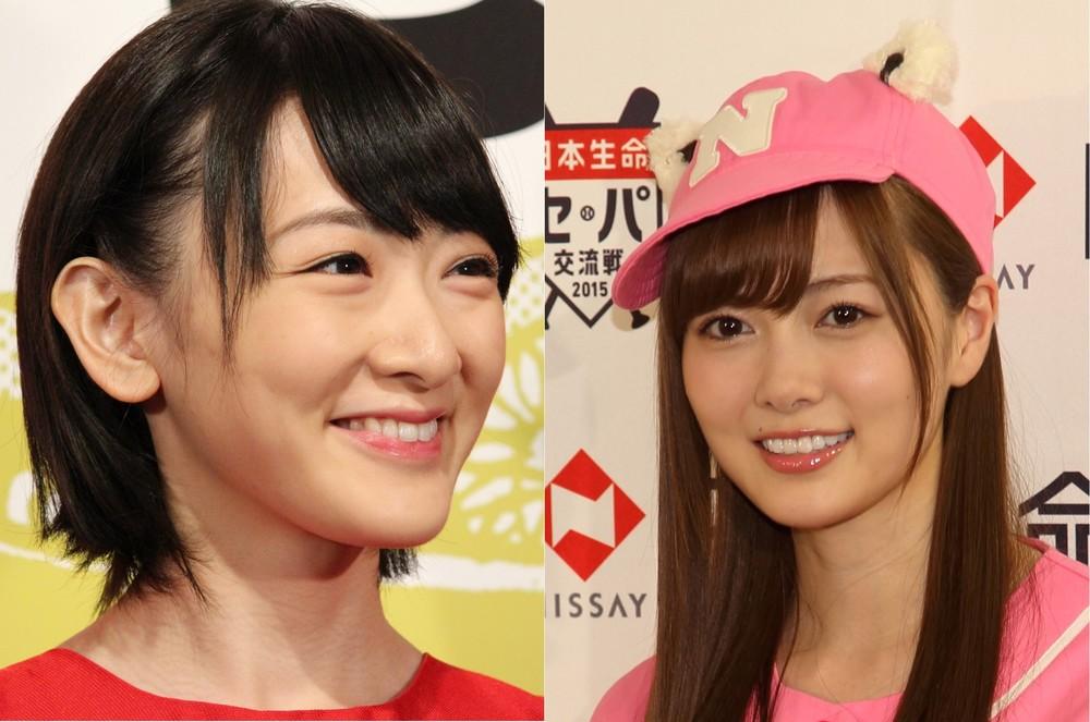白石麻衣卒業への生駒里奈コメントにファン「泣いてもうた」「思うこと言ってくれた」