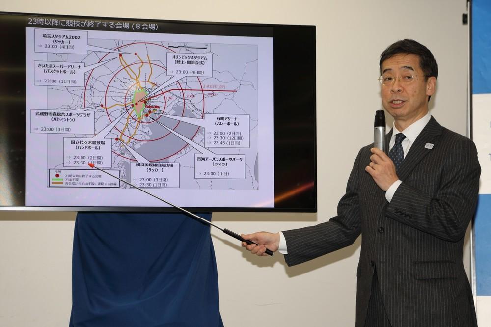 東京五輪中の終電はこうなる 最大2時間遅く、鹿嶋からも「日帰り」で